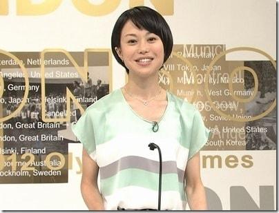 NHK池田伸子アナウンサーのカップや美脚!生年月日や画像まとめ!