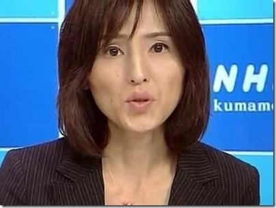 NHK秋野由美子は美脚アナウンサー!結婚や身長を教えて!