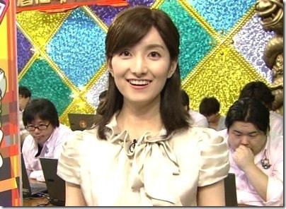NHK井田香菜子アナの顔の歪みは病気?激やせの噂も!