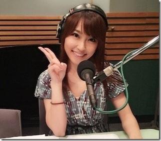 中川祐子のカップ画像!夫や子供、美魔女気象予報士の秘訣