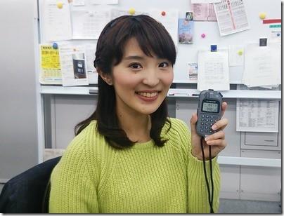 NHK新田朝子アナのカップや身長は?wikiやプロフまとめ!