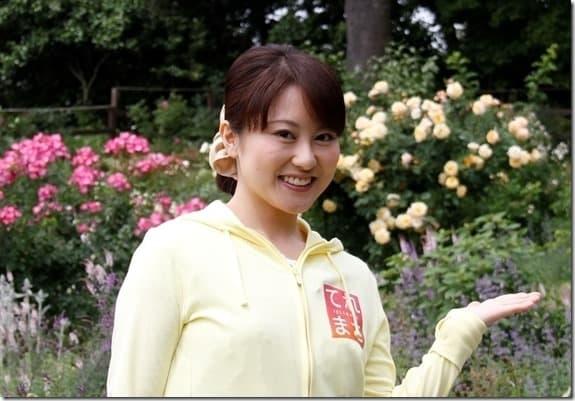 NHK吉田晴香のカップや年齢は?wikiやプロフまとめ!