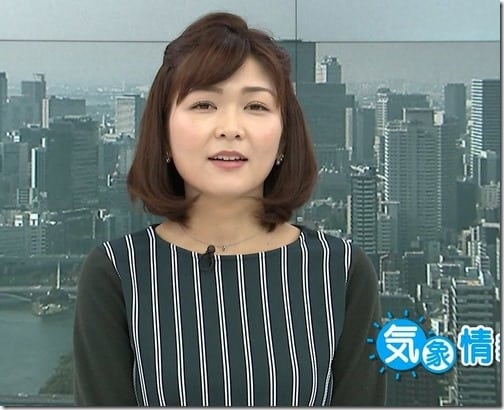 日笠まり絵NHKアナウンサーのカップや身長は?結婚の噂は?