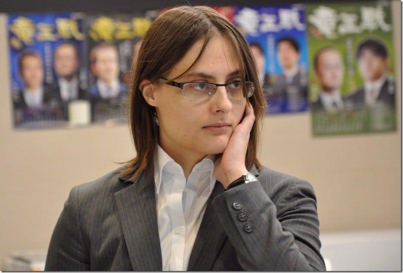 カロリーナ・ステチェンスカ将棋女流棋士に!カップや師匠、成績は?