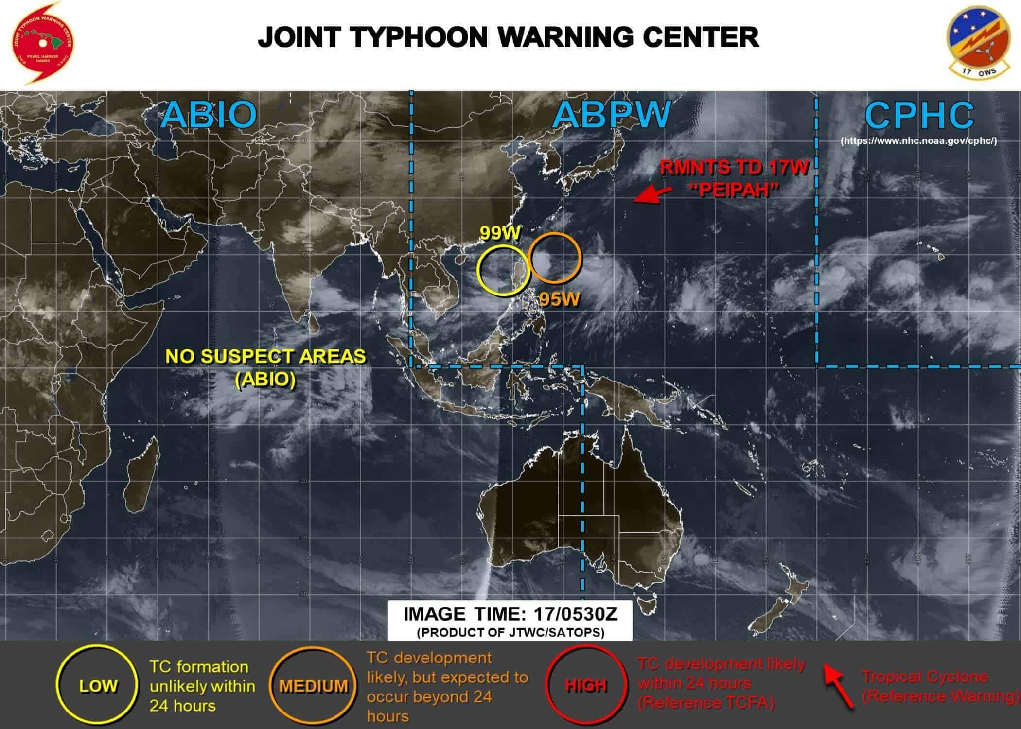 低 進路 熱帯 気圧 温帯低気圧と熱帯低気圧の違いは?台風が温帯低気圧に変わる理由は?